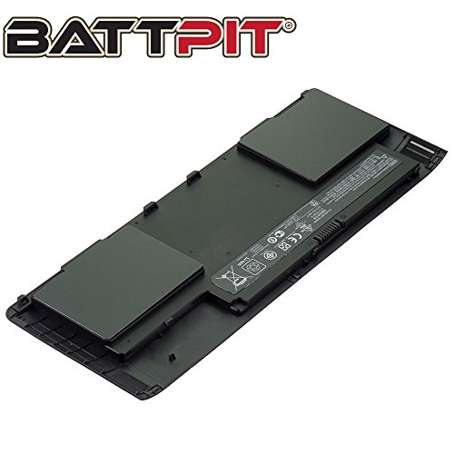 Battpit Laptop Akku für HP 698750-171 698943-001 H6L25AA H6L25ET HSTNN-IB4F HSTNN-W91C,OD06XL EliteBook Revolve 810 G1 - [3965mAh/44Wh]