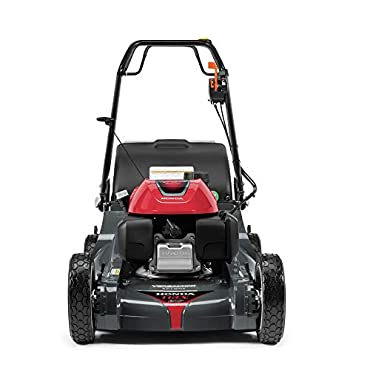 Honda 662330 HRX Hydro Self-Propelled Lawn Mower with RotoStop Blade Stop System  201cc Honda GVC200 Engine, 21in. Deck