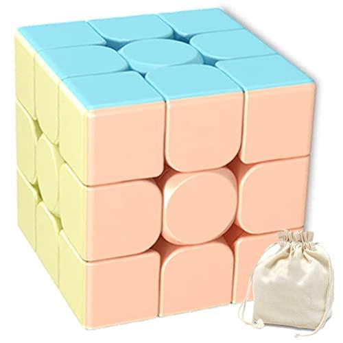 Rubiks Cube stickerless Fast no Stickers Speed Rubix 3x3x3 3x3 Puzzle Best rubics Quick Magic Fastest speedcube Competition Plain Professional Cubic Trigger SCS Dyan zanchi Cyclone
