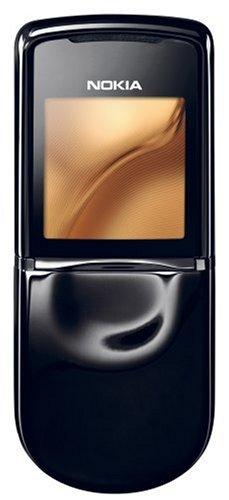 Nokia 8800 Sirocco Dark