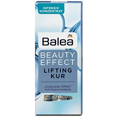 Balea Beauty Effect Lifting Kur, 6er Pack (6x7x1ml)