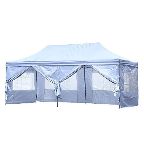 Outdoor carport tent