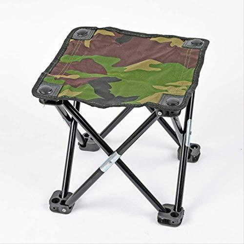 Radiancy Inc Tragbarer Campingstuhl, Camouflage, zusammenklappbar