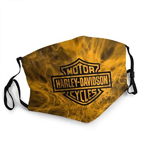 Custom made Harley Davidson Nuevo diseño Adulto pasamontañas Bandana Boca Cubierta Protectora máscara para Mujeres y Hombres