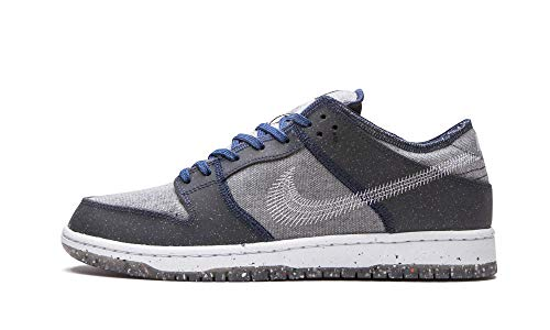 Nike Mens Sb Dunk Low Crater Ct2224 001 - Size 10.5