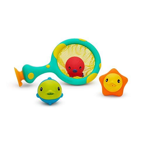 Munchkin Catch and Score Basketball Bath Toy