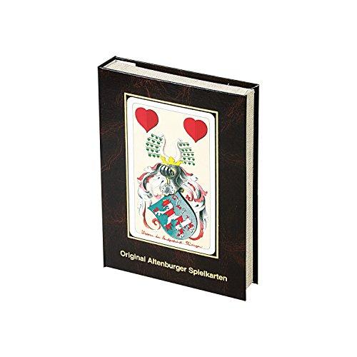 ASS Altenburger 22111501 - Leipziger Messekarte, Kartenspiel