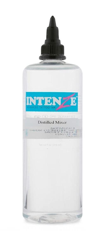 Bob Tyrrell Tattoo Ink Supplies Distilled Mixer For Custom Ink Blending Professional Quality, 12 Ounce Bottle