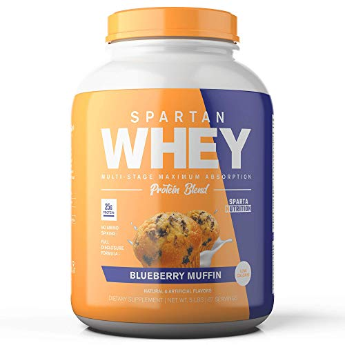 Sparta Nutrition Spartan Whey Ultra Premium Protein Blend, Chocolate Ice Cream | Amazon