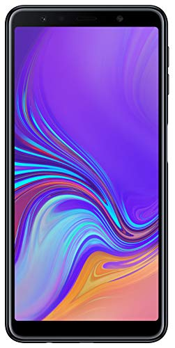 SAMSUNG Galaxy A7 (2018) A750F Black Android 8.0 Smartphone