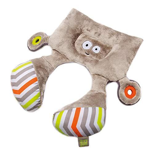 BabyToLove Accessoire Poussette - Pili Kids - Le Doudou - Cale-tête