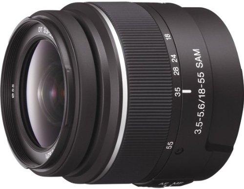 ソニー SONY DT 18-55mm F3.5-5.6 SAM SAL1855