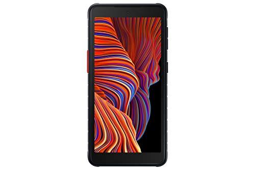 Samsung Galaxy XCover 5 Android Wassergeschütztes Robustes Smartphone – Schwarz