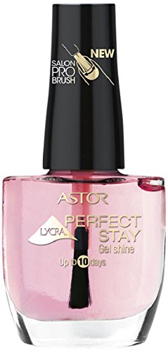 Astor Perfect Stay Gel Shine Nagellack, Farbe 101, 1er Pack (1 x 12 ml)