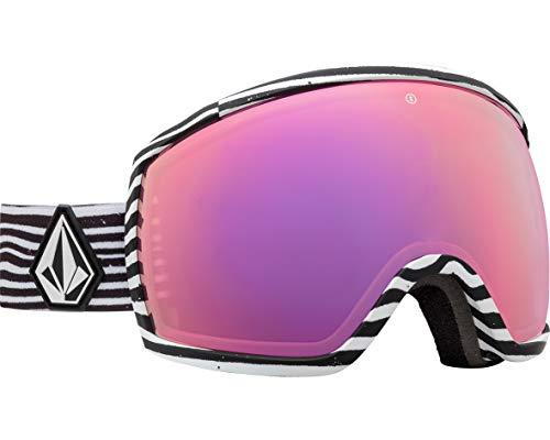 Electric OTG Egg Volcom Collab Skibrille, 2 Displays