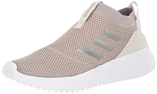 adidas Women's Ultimafusion Running Shoe, Light Brown/Light Brown/raw White, 7.5 M US