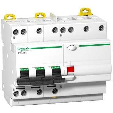 Schneider elec pbt - dit 51 74 - Interruptor diferencial vigi dpn...