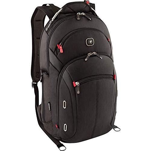 WENGER Gigabyte 15' Laptop Backpack - Black