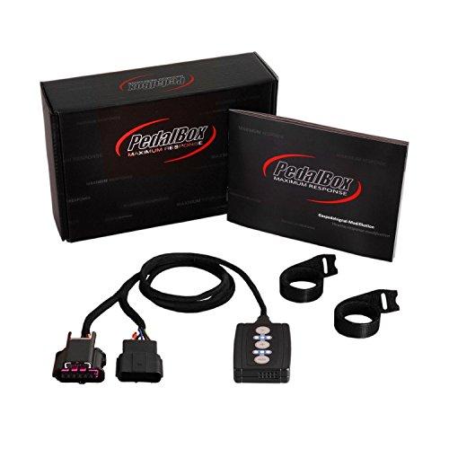 Pedalbox 3S Gaspedal Zusatzsteuergerät art.nr. 10423700 von DTE Systems
