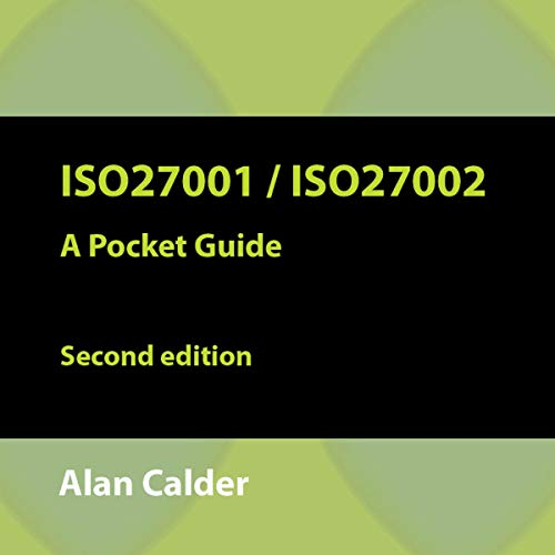 ISO27001/ISO27002: A Pocket Guide audiobook cover art