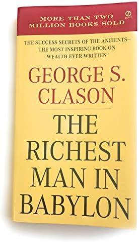 Richest Man in Babylon RICHEST MAN IN BABYLON REV E Mass Market Paperback product image