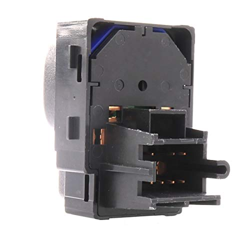 RUNNA Control automático del Coche del Espejo del Interruptor de Ajuste Perilla 15045085 for Chevrolet Durable