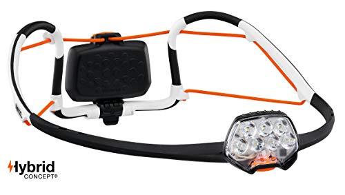 PETZL Iko Core Stirnlampe, schwarz