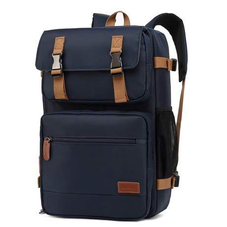 De multifunctionele usb-schoudertas Business diagonaal met hoge capaciteit is een laptoptas voor rugzak 17 inch