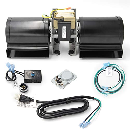 Hongso GFK-160, GFK-160A, Fireplace Blower Fan Kit...