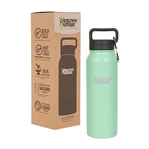 Human Health Stainless Steel Insulated Water Bottles