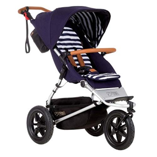 Mountain Buggy Urban Jungle Luxury Collection Nautical -