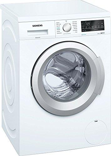 Siemens iQ500 WU14Q4G1 Freistehend Frontlader 8kg 1400 Giri/min A+++ Weiß Waschmaschine