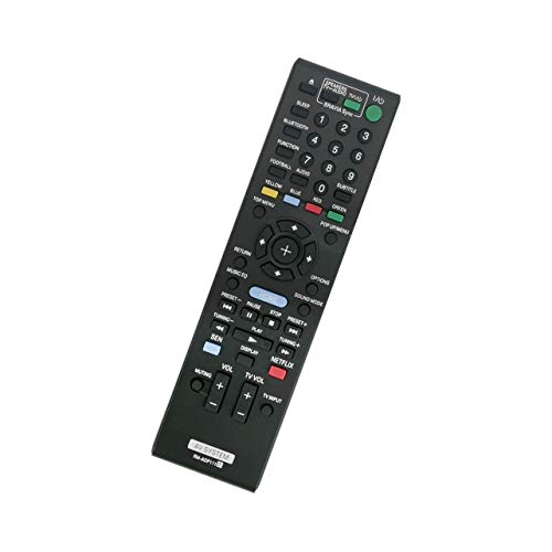 Rssotue New RM-ADP111 Replaced Remote Control fit for Sony BLU-Ray Disc DVD...