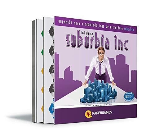 Bezier Games BEZ00006 - Suburbia Inc. Expansion Brettspiele