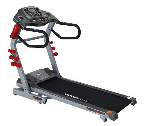 Maxima Fitness MF-2000-ProFX.Endurance-R Auto Incline Folding Treadmill (Home Use) - Red