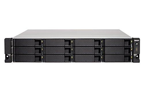 QNAP TS-1263XU-4G 12 Bay NAS Rack met 4 GB RAM