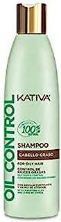 KATIVA Oil Control Shampoo Multicolor Naranja 250 Mililitros