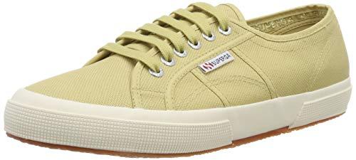 SUPERGA 2750-COTU Classic, Sneaker Unisex Adulto, Beige (Beige Wbt), 43 EU