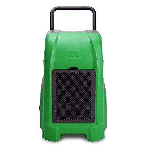 B-Air Vantage 1500 Green Commericial Dehumidifier Water Removal Used for Pet Grooming and Water Damage Restoration