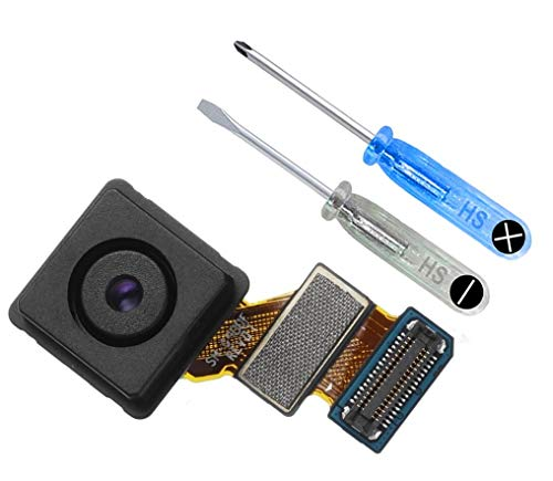 MMOBIEL Kamera Hauptkamera kompatibel mit Samsung Galaxy S5 G900 Ersatz 16 MP Autofocus LED Flash Blitz mit Schraubenzieher