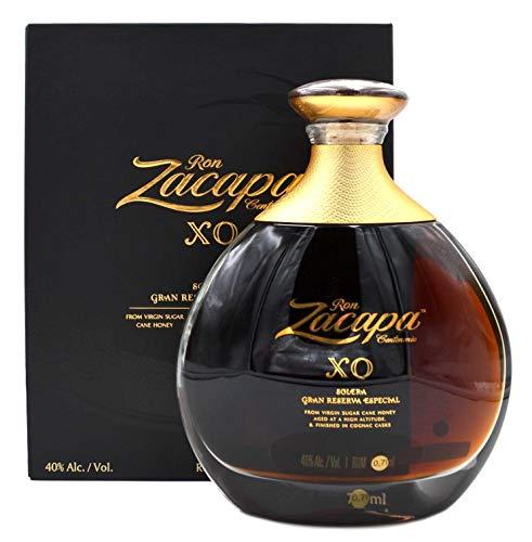 Ron Zacapa Centenario X.O. Rum 0,7l Solera Gran Reserva Especial inkl. Geschenkpackung