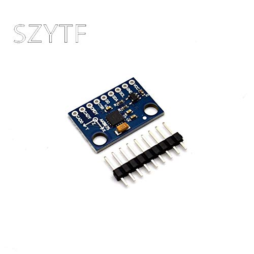 Miwaimao AK8975 Three-axis Electronic Accelerometer Gyroscope Compass High Precison Compass Module IIC I2C SPI For arduino 3-5V
