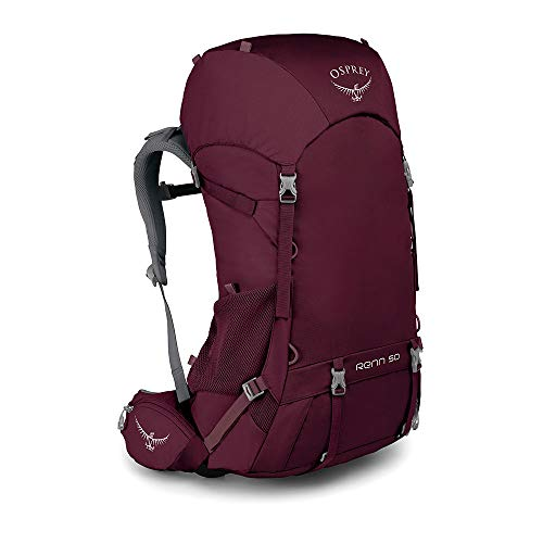 Osprey Renn 50 Women's Ventilated Backpacking Pack - Aurora Purple (O/S)