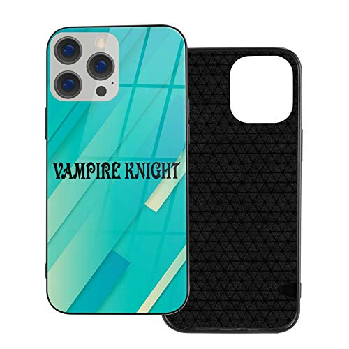 ZDLGMTD Vampire Knight Logo iPhone 12 Glass case Anti-Scratch and Shock-Absorbing Shell Phone case