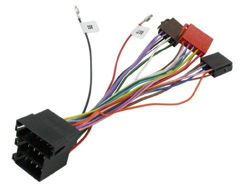 Connects2 CT20VX02 Adaptateur de Faisceaux de câbles autoradio pour Opel Astra/Omega/Corsa/Vectra 36 Broches