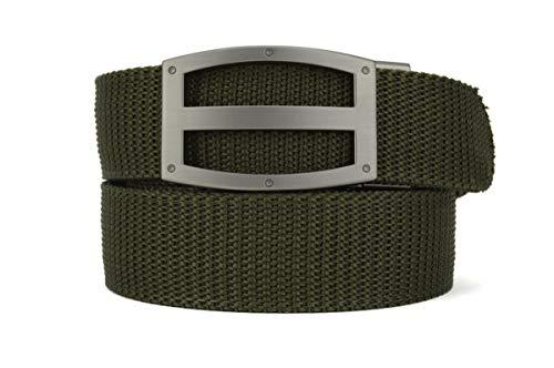 Nexbelt Tactical Series: Titan Belt (Green)