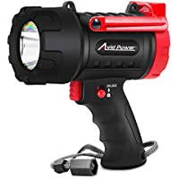 Avid Power IP67 Waterproof Flashlight with 3 Light Modes