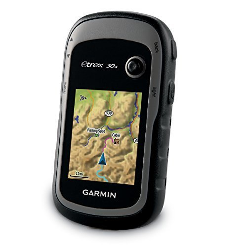 GARMIN(ガーミン) eTrex30x ハンディGPS eTrex30の後継 [並行輸入品]