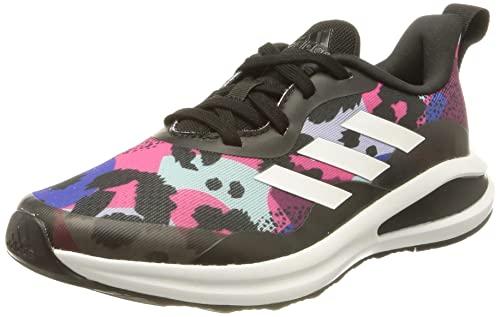 adidas Fortarun K, Zapatillas de Running, NEGBÁS/FTWBLA/TONVIO, 35 EU