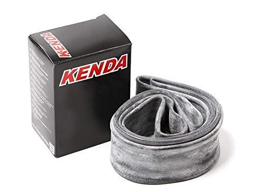 KENDA 3/8/600A AV - Cámara de Aire para Bicicletas, Color Gris, Talla UK: 24X1